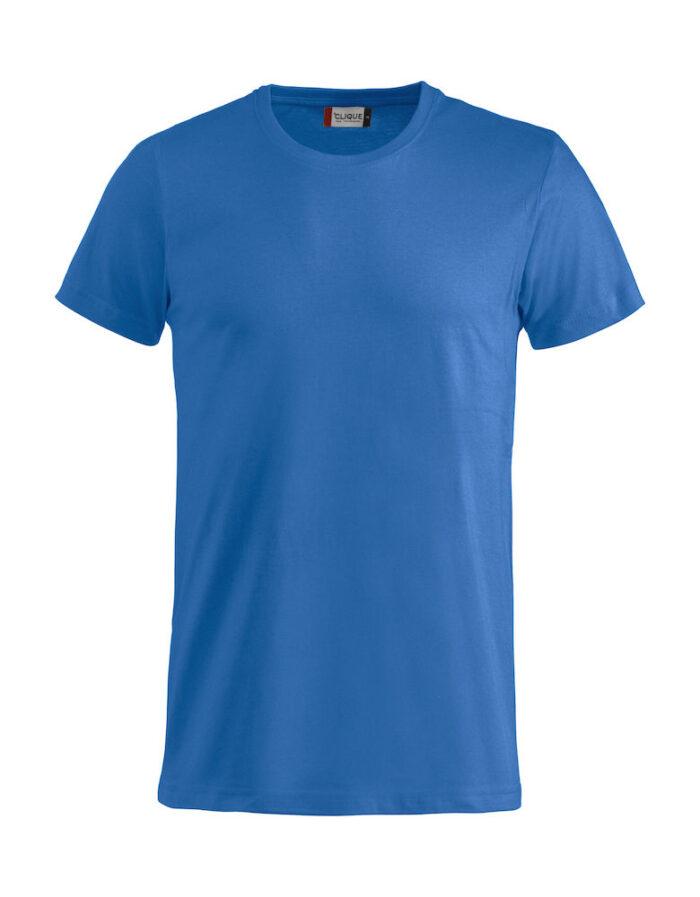 Basic -t-shirt blå