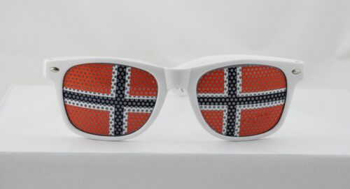 Solbriller Flagg
