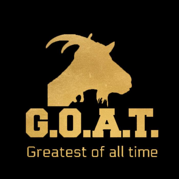 Strykemerket Greatest of all time i gull
