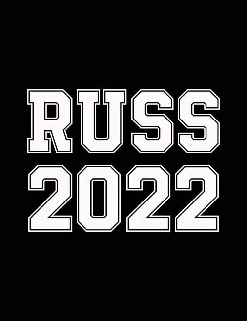 RUSS 2022 COLLEGE HVIT