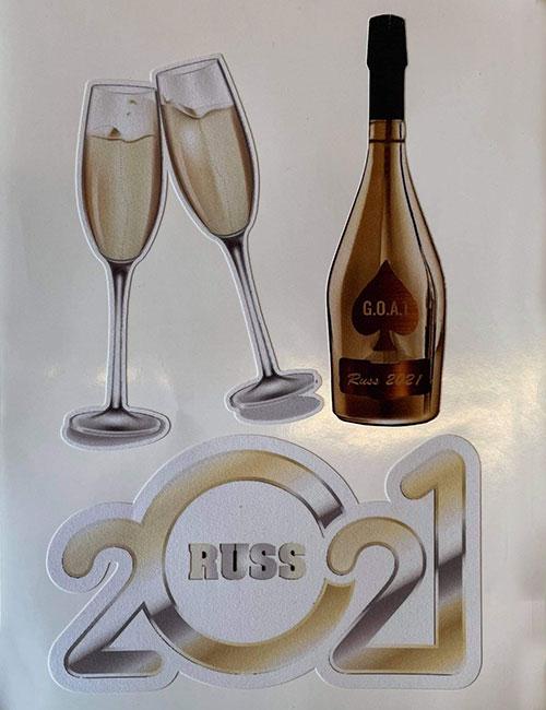 Strykeark Champagne 2021